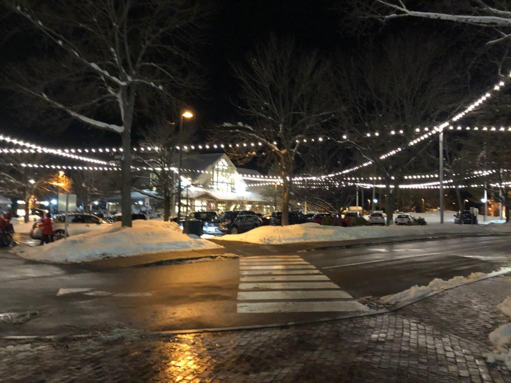 LL Bean in Freeport, Maine