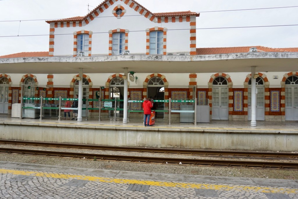 The Sintra Train Station