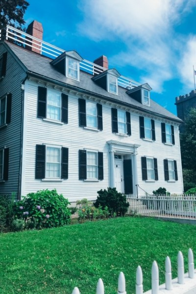 Hocus Pocus Filming Locations in Salem, MA