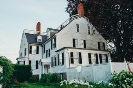 Hocus Pocus Filming Locations in Salem, MA