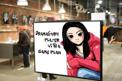 dramaguru game plan TV screens