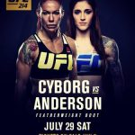 In UFC debut vs Cyborg, Megan Anderson is braver than UFC 135ers. Men included.