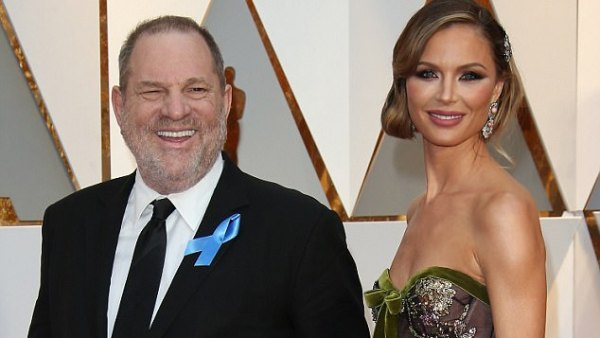 Rock Bottom In Sight For Harvey Weinstein As Wife Leaves Him Dark Days Ahead For Former Movie Mogul Harvey Weinstein - As if life weren't miserable enough for Harvey Weinstein, his wife, Georgina Chapman, announced she was leaving the marriage.