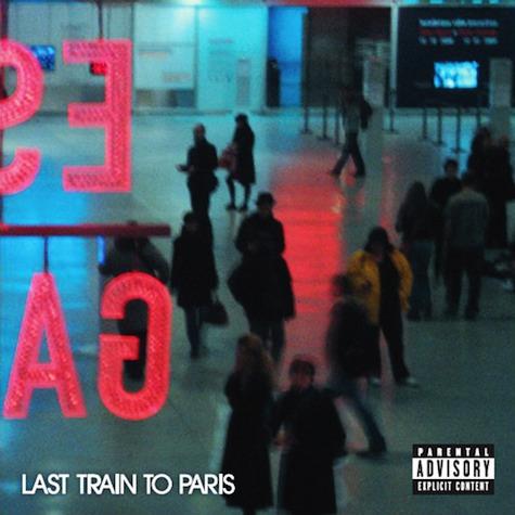 last train to paris Diddy Dirty Money Reveals Album Cover