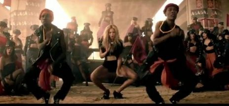 Image result for beyonce with Tofo Tofo.