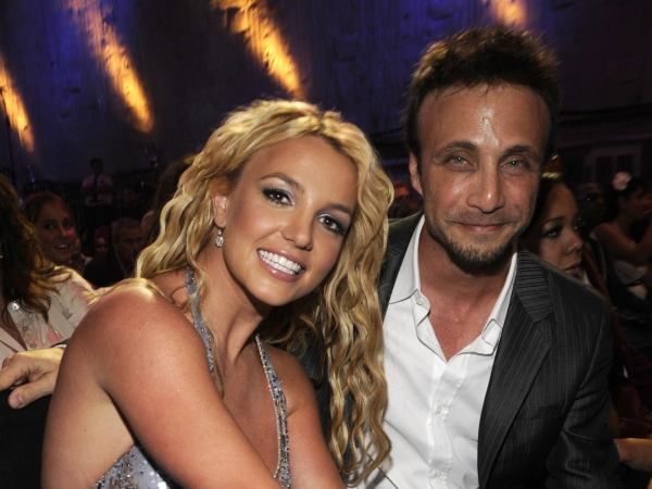 Image result for britney spears larry rudolph