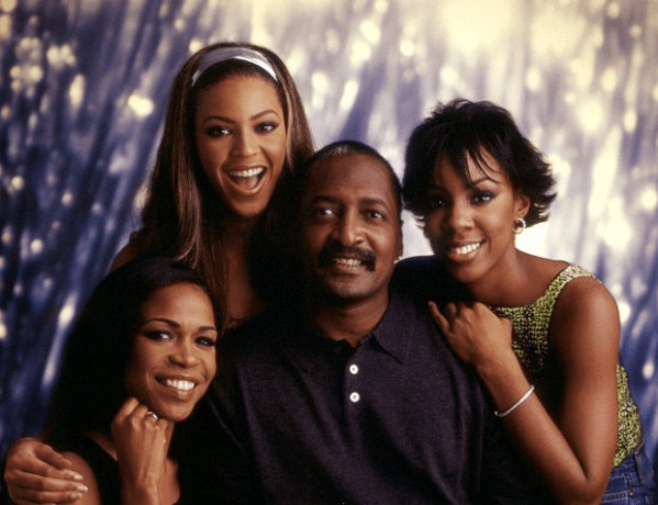 Report: Mathew Knowles Begins Work On 'Destiny's Child ...