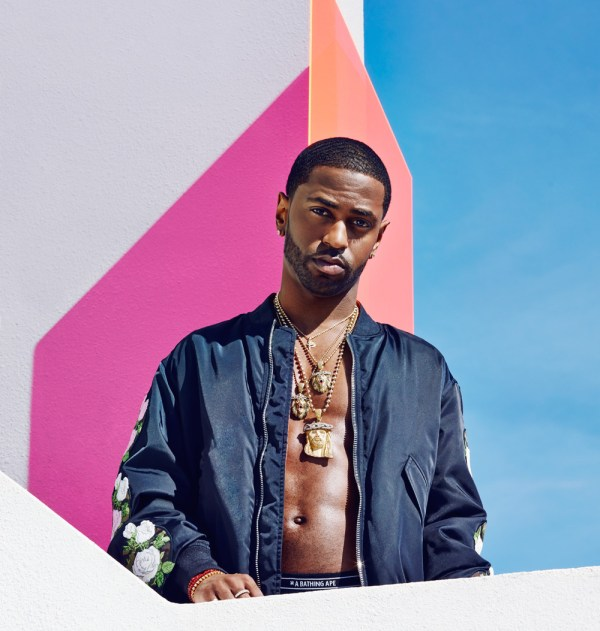 The Predictions Are In! Big Sean Set For #1 - That Grape Juice