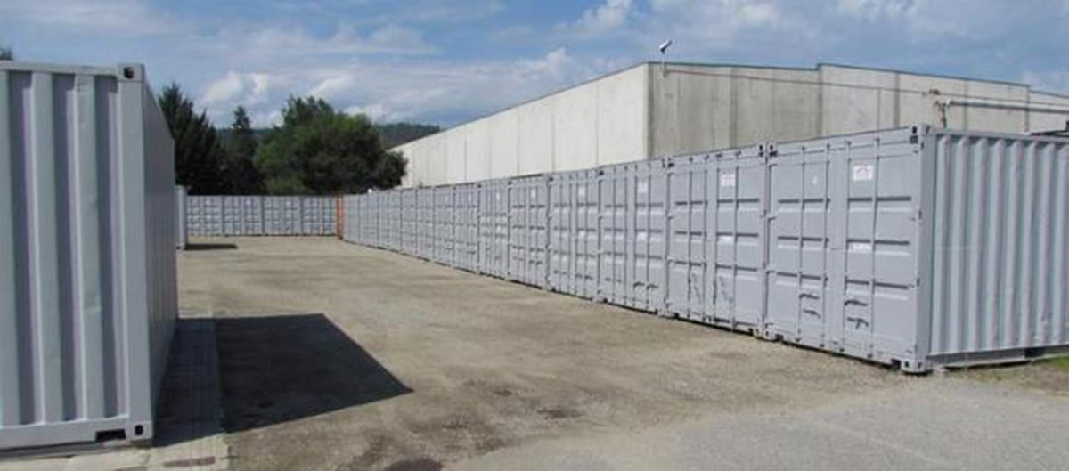 self-storage facility kelowna