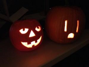 Tang family pumpkins 2012