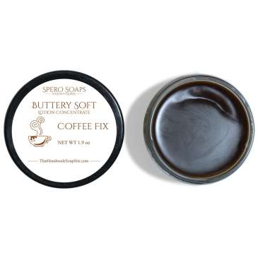 Coffee Fix- Buttery Soft Lotion Concentrate