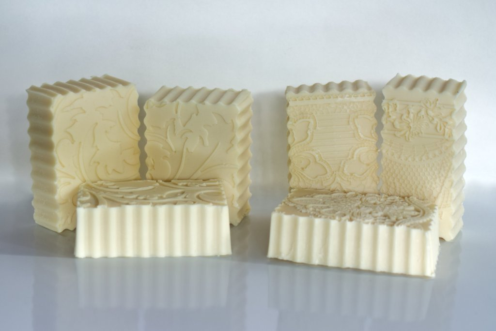 100% natural wedding soap