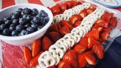 American-Flag-Fruit-Platter side view