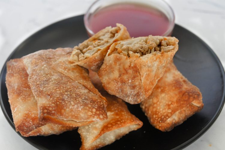 Air Fryer egg rolls 2