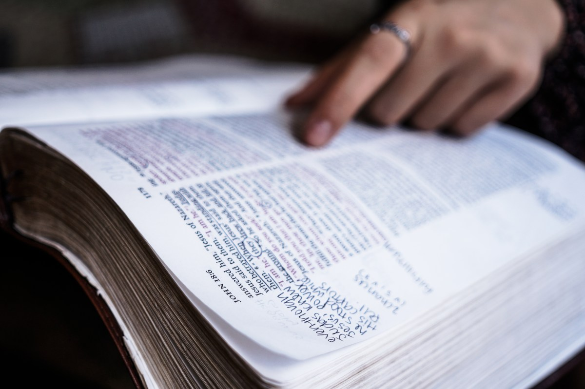Why Our Attempts at Solving Biblical Illiteracy Must Move Beyond Telling More Bible Stories
