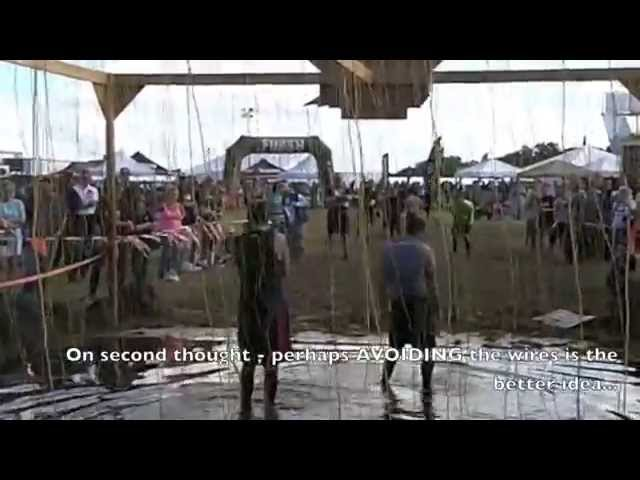Tough Mudder – New Obstacles + Ideas for YOU to try out