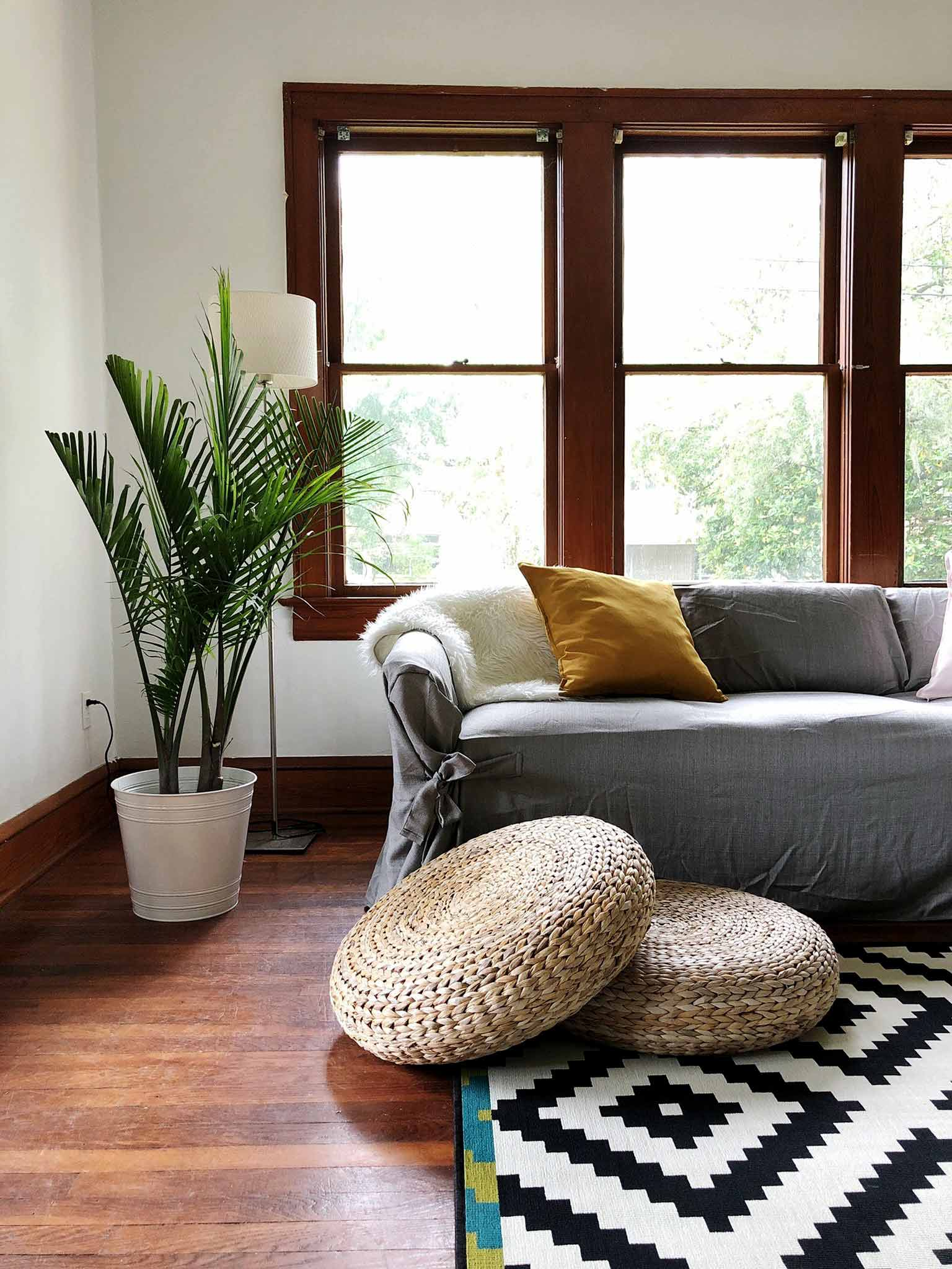 A Modern, Minimalist Living Room Makeover on a Budget on Minimalist Living Room  id=77815