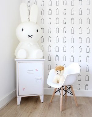 thathomepage, kinderkamer, kids room, kids interior, kids decor, kinderen, babyroom, nursery, playroom, Nijntje lamp, Eames replica, kinderstoel,