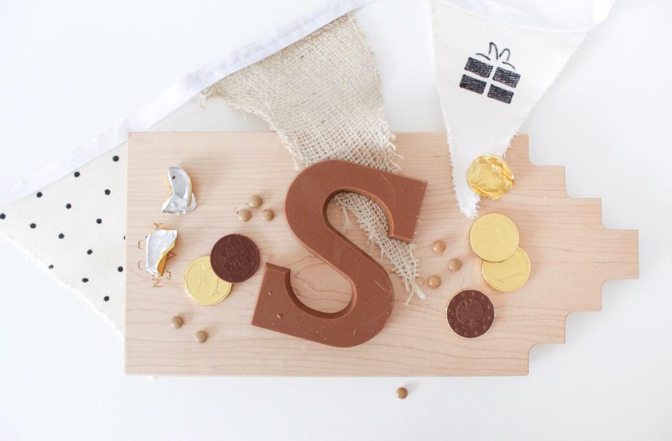 chocoladeletter, chocoladeletters, overgebleven chocoladeletters, overschot aan chocoladeletters, sinterklaas, kerst, traktatie, recept, zelfmaken, thathomepage