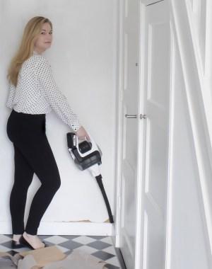 Linda Hummel, thathomepage, Bosch Unlimited, Bosch, stofzuiger, stofzuigen, snoerloos stofzuigen, snoerloze stofzuiger, snoerloos, interieur, interieurinspiratie, huishouden, schoonmaken, opruimen