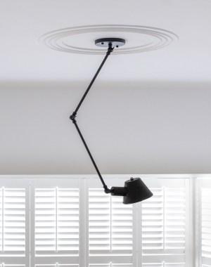 Aliexpress, Aliexpress lamp, lamp, plafondlamp, hanglamp, budget, budgetlamp, lampen. ellebooglamp, telescopische lamp, scharnierlamp, verlichting, licht, lampen waarbij je niet in het licht kijkt, hanglampen waarbij je niet in het licht kijkt, kantelbare lamp, interieur, interieurinspiratie, thathomepage