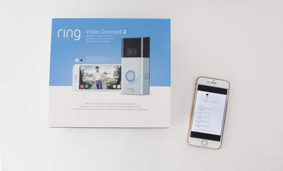 Ring video doorbell 2, Ring video doorbell, Ring video deurbel, Ring, Ring deurbel, Ring video deurbel 2, video deurbel, wifi deurbel, deurbel met camera, beveiliging, home security, smart home, woningbeveiliging, wonen, interieur, thathomepage, (th)athomepage