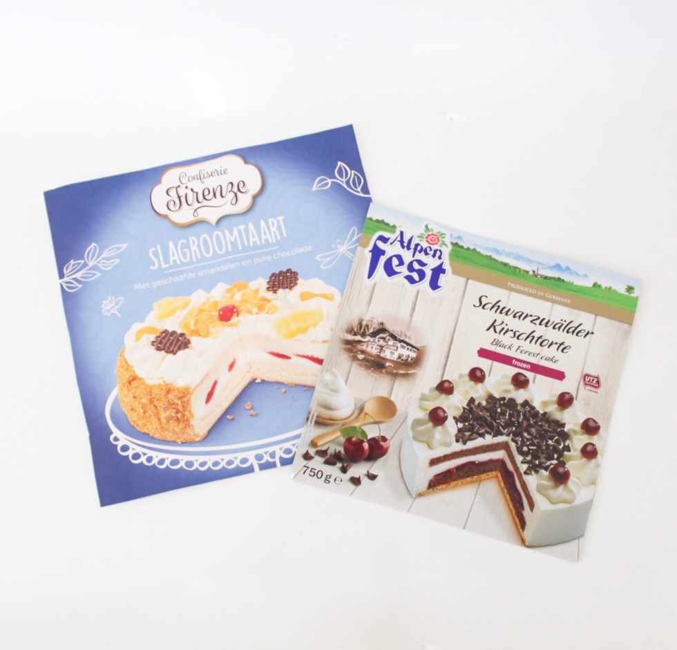 kersttaart, kerst, kerst taart, taart maken, taart decoreren, stapeltaart, diepvriestaart, Lidl taart, wintertaart, taart versieren, inspiratie, thathomepage, (th)athomepage, slagroomtaart, snelle taart, Lidl taart