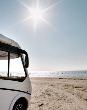 vakantie met een camper, camper, camperreis, reizen met een camper, coronaproof reizen, coronaproof camper, campervakantie, Goboony, Denemarken, met camper op het strand rijden, reisblog, thathomepage, (th)athomepage