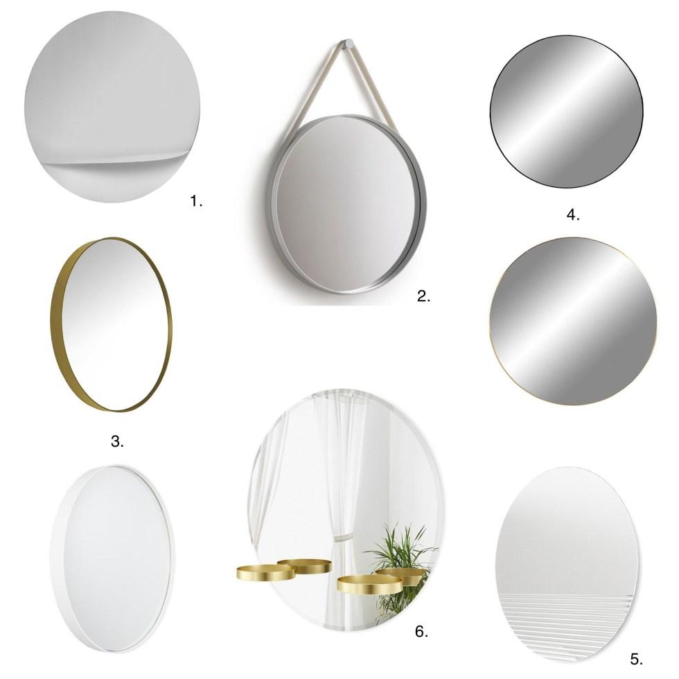 ronde spiegels, ronde spiegel, grote ronde spiegel, ronde spiegel 60 cm, spiegelinspiratie, inspiratie, interieurinspiratie, spiegel snijden, interieurblog, thathomepage, (th)athomepage