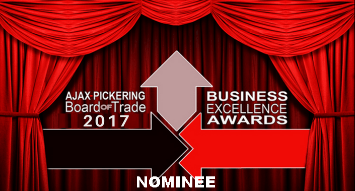 Ajax-Pickering Board of Trade 2016 Business Excellence Award Nominee