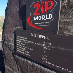 Idea #9: Zip World, Snowdonia