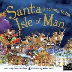 Idea #10: 'Santa is coming to…' book