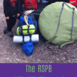 The #BigWildSleepout for RSPB