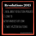 #GOSSresolutions: January Update