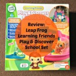 Review: Leap Frog Learning Friends Play & Discover School Set