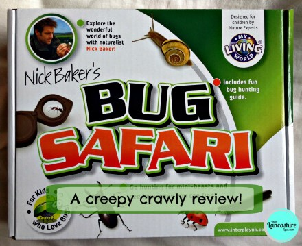 Bug Safari Cover