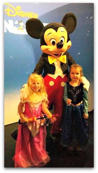 Girls Mickey