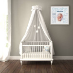 The perfect nursery for baby