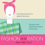 What's On: Fashion on the ration