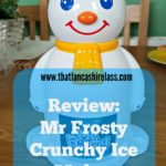 Review: Mr Frosty Crunchy Ice Maker
