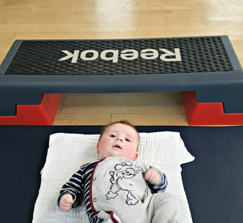Total Fitness classes for mums