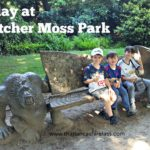 An afternoon at Fletcher Moss Park