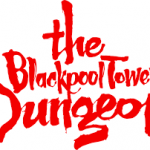 Getting ready for Halloween with Blackpool Tower Dungeon!