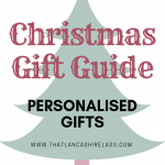 Christmas Gift Guide: Personalised Gifts