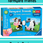 Review: Ravensburger Farmyard Friends Puzzle