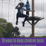 20 ways to keep the kids busy on a Haven Holiday