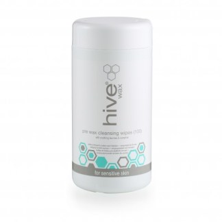 PRE WAX CLEANSING WIPES WITH TEA TREE OIL