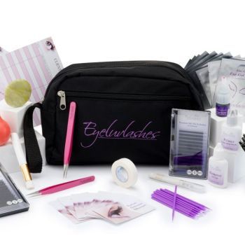 Eyeluvlashes Eyelash Extension Training Kit - Set 1