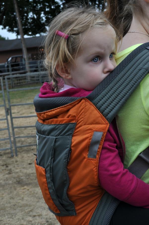 Onya Baby Carrier Review Wearing My Little Koalas