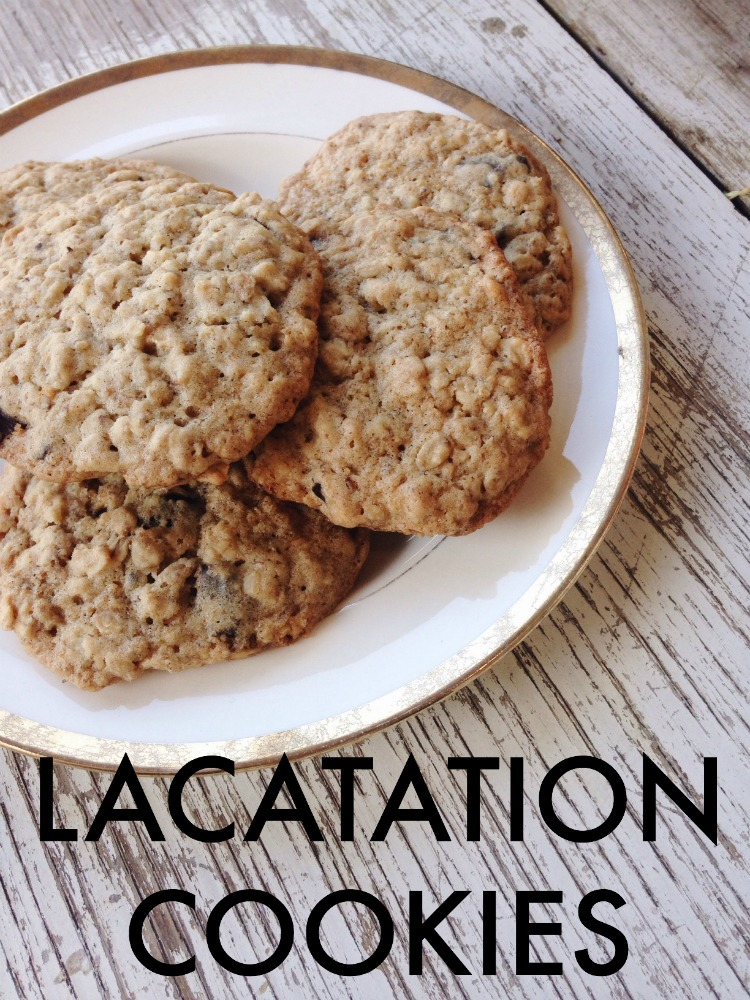 lactation cookies to boost milk supply and support your breastfeeding journey